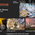 Winners! December 3rd – Landmark
