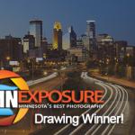 Minnesota Exposure Facebook Like Drawing Winner!
