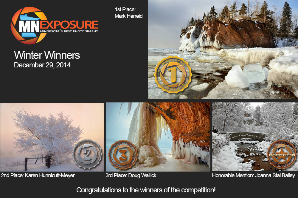 Minnesota Exposure Winners