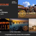 Winners!  January 15th – Destination