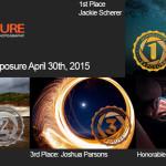 Winners!  April 30, 2015 – Long Exposure