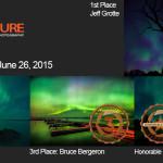 Winners! June 26, 2015 – Aurora Borealis