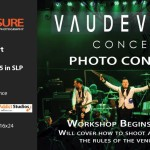 Event Photography Contest / Workshop with Vaudeville