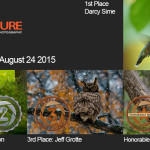 Winners! August 24, 2015 – Natural