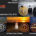 Winners! September 21, 2015 – Inspire