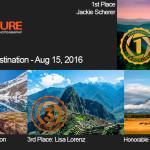 Winners! August 15, 2016 – Final Destination
