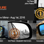 Winners! August 1, 2016 – Rear View Mirror