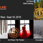 Winners! September 19, 2016 – Touch of Red