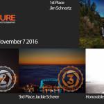 Winners!  November 7, 2016 – Weather Photo
