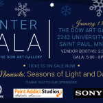 Winter Gala at the Dow Art Gallery